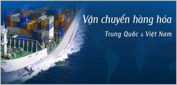 Vận chuyển hàng hoá Trung Quốc
