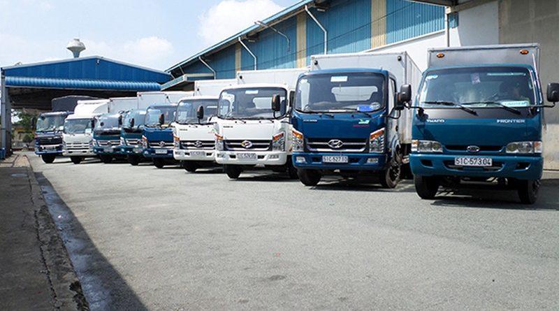 Vận chuyển hàng đi Campuchia, Lào bằng đường bộ