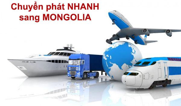 vận chuyển đi mongolia